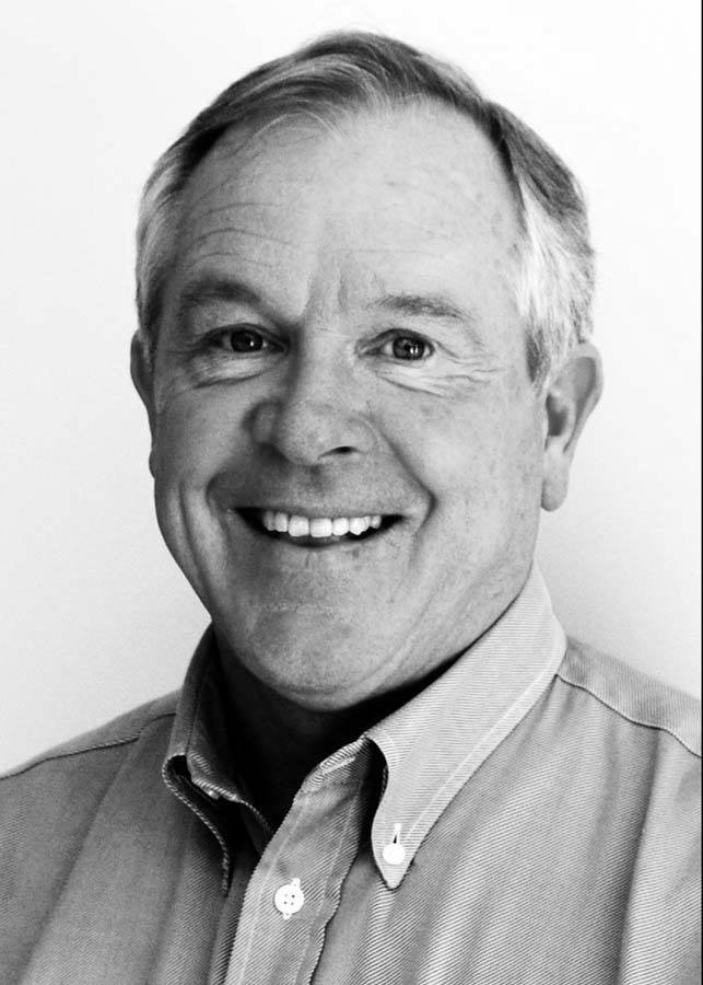 Tim Ilderton head shot bw