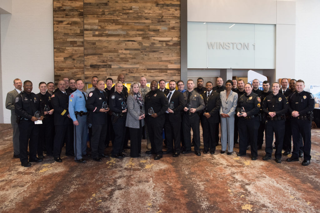 Hometown Hero Recognition Luncheon 2018