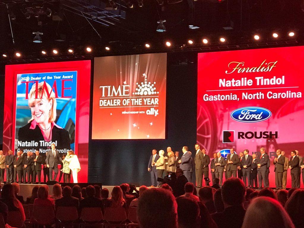 Natalie Tindol - Time Dealer Finalist